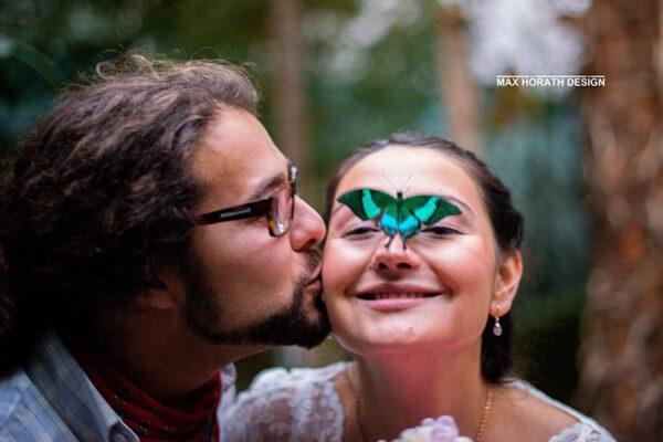 Melina & Felix - Butterfly