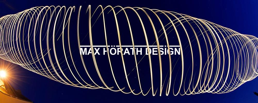 Lightpainting by Max Hörath Design – Langzeitbelichtung – Mit Licht malen