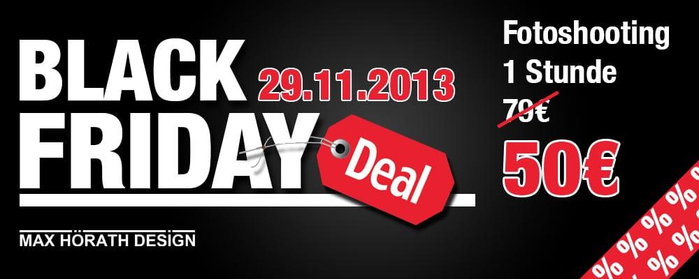 Black Friday am 29.11.2013 bei Max Hörath Design Coburg Hof Kulmbach Bayreuth Fotograf Fotostudio