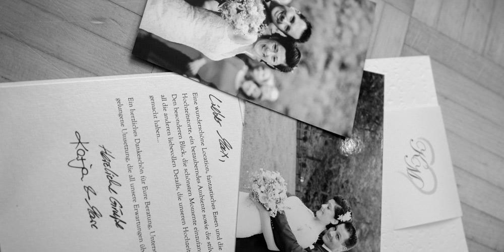 Danke an meine Paare – Hochzeitsfotograf Max Hörath Design