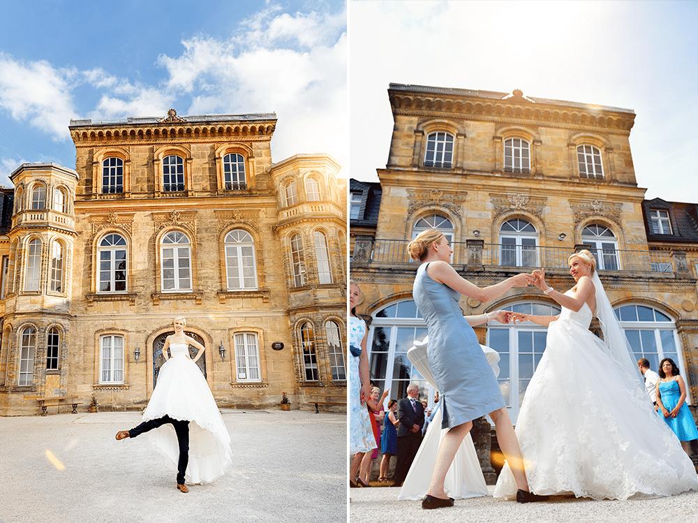 Hochzeitsreportage-in-Eckersdorf-bei-Bayreuth-Schloss-Fantasie-Hochzeitsfotograf-Max-Hoerath-Design