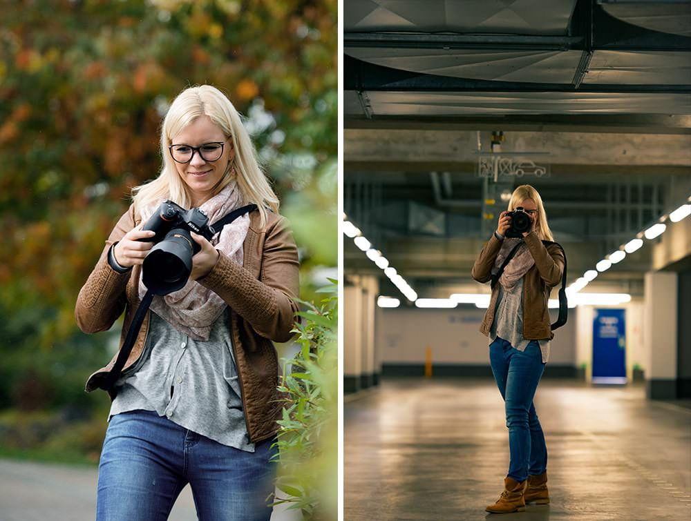 Spielend fotografieren lernen – Fotokurs Fotoworkshop