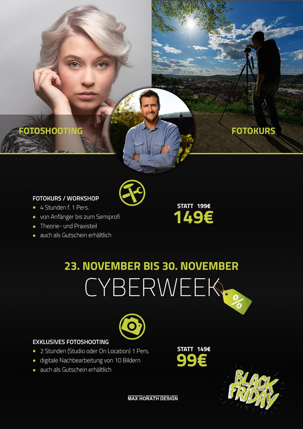 Cyber Week Black Friday 2015 – Satte Rabatte
