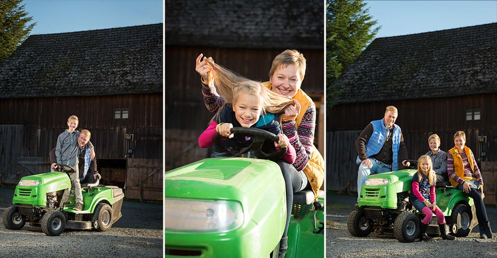 Familienfotos & Kinderfotos