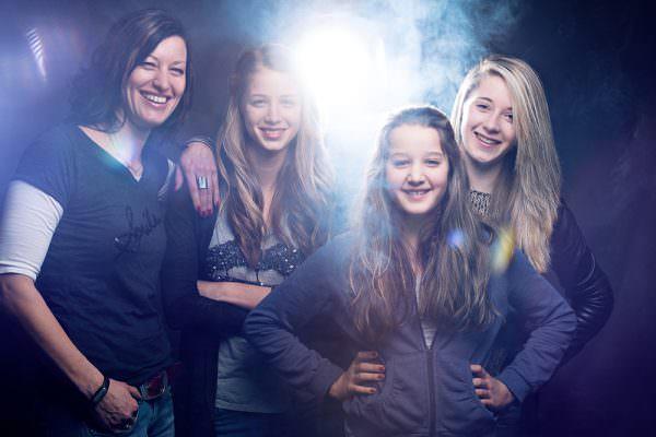 Familienbilder Familienfotos Studio Fotostudio Fotograf Fotoshooting