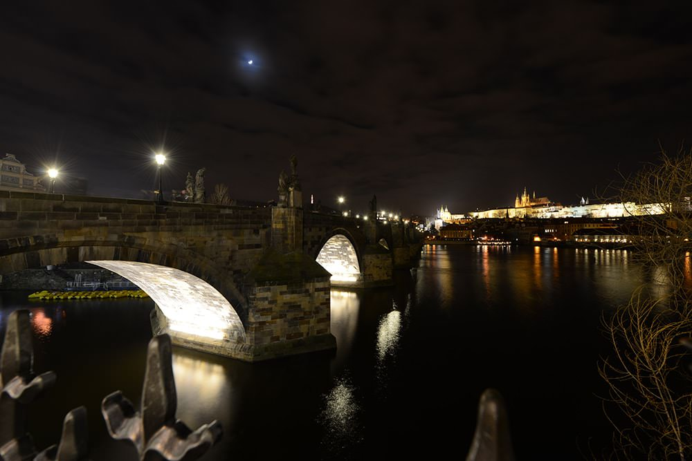 Vorher-Nachher-Bilder-Wordpress-Plugin-Twenty-Twenty-Prag-Karlsbrücke-Burg-Dom