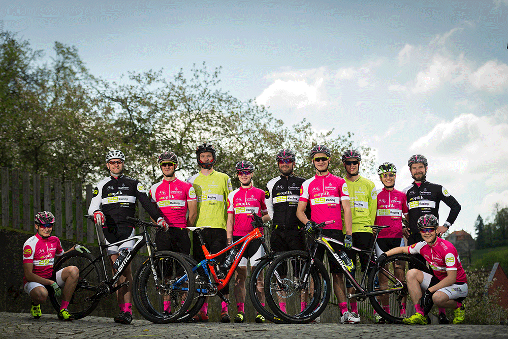 29er Racing Team Bayreuth – Portait- & Sportfotografie