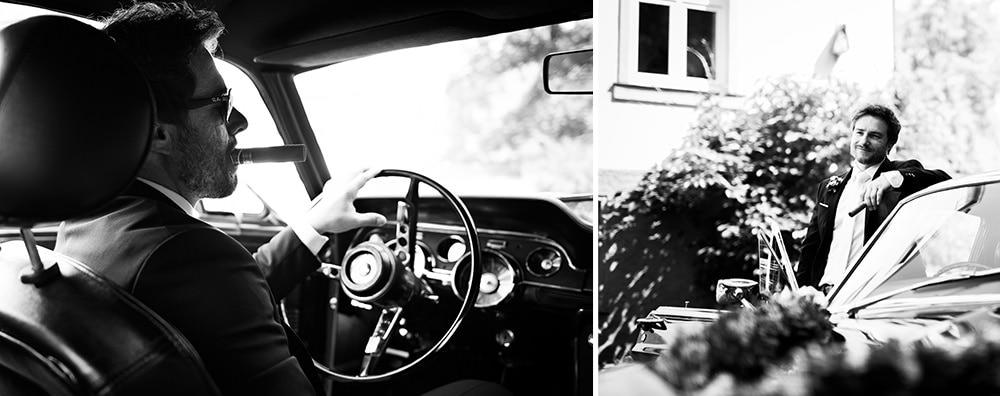 Fotograf-Hochzeit-Wedding-Ford-Mustang-Brautauto-Bräutigam-Hochzeitsfotograf-Nürnberg-Köln-München