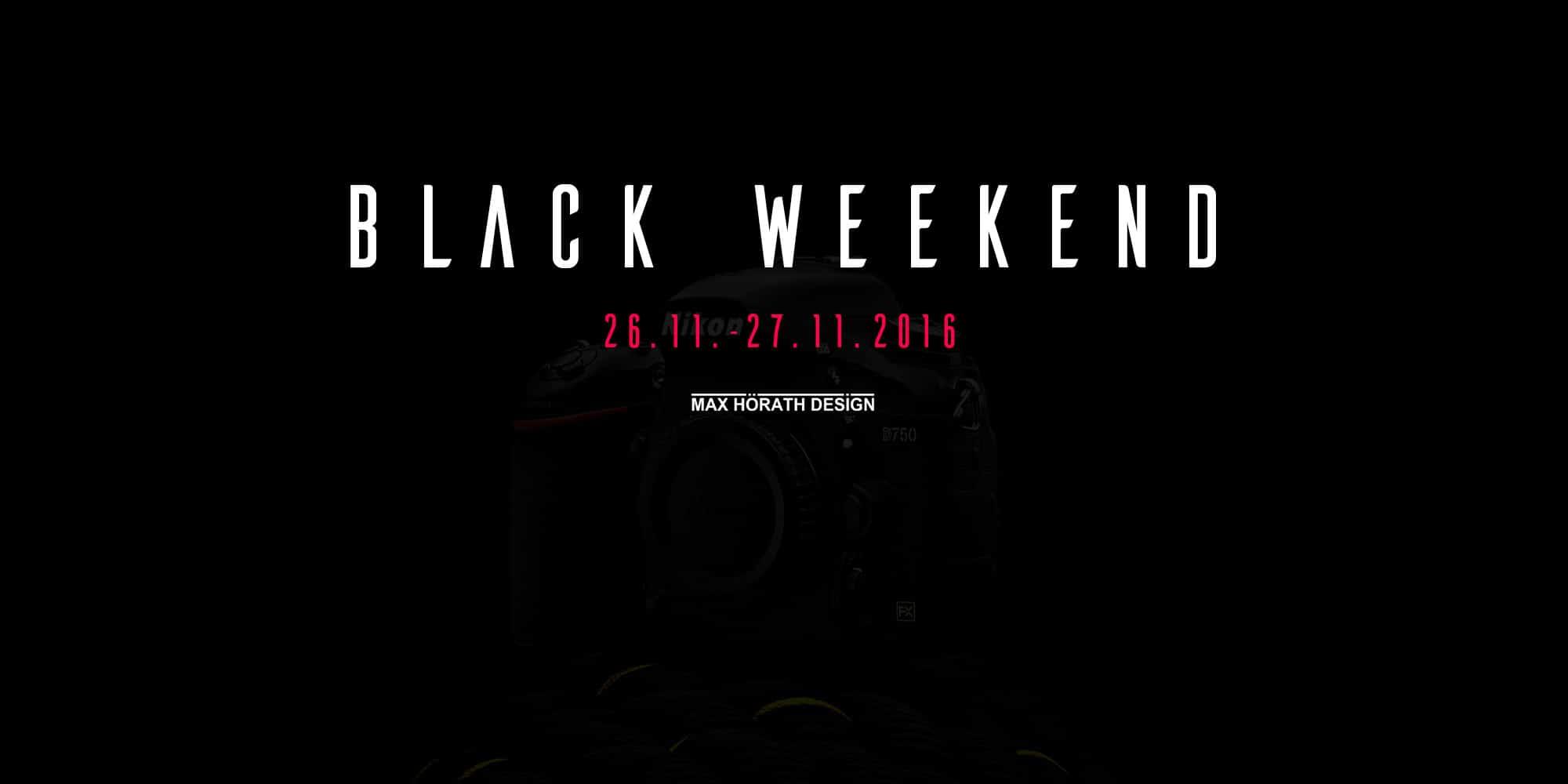 uti volutpat – Nutze das Wochenende – Black Weekend