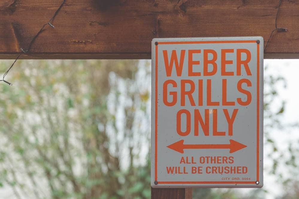 Weber Grillkurs Grill Academy