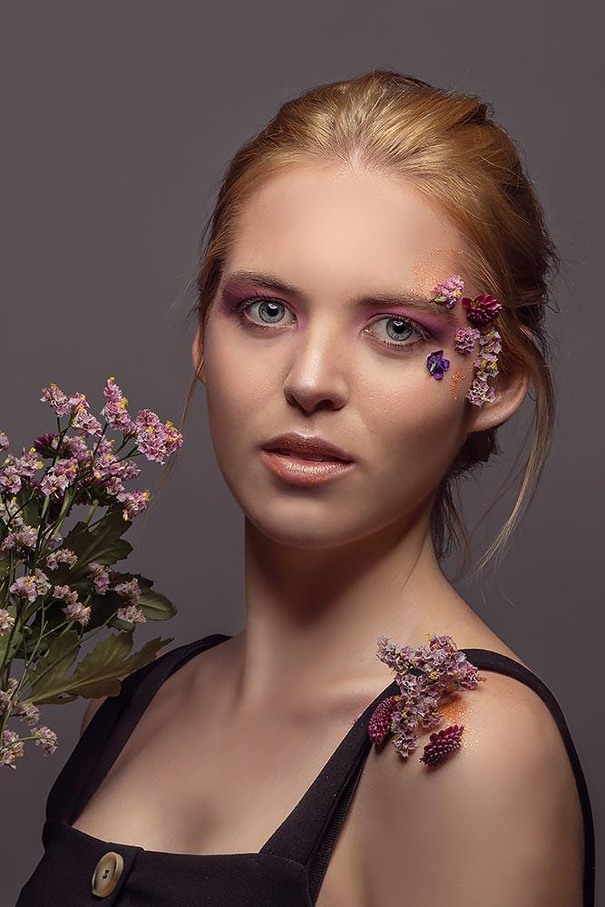 Haare Makeup Mit Laura Lea Maxhoerathdesignde