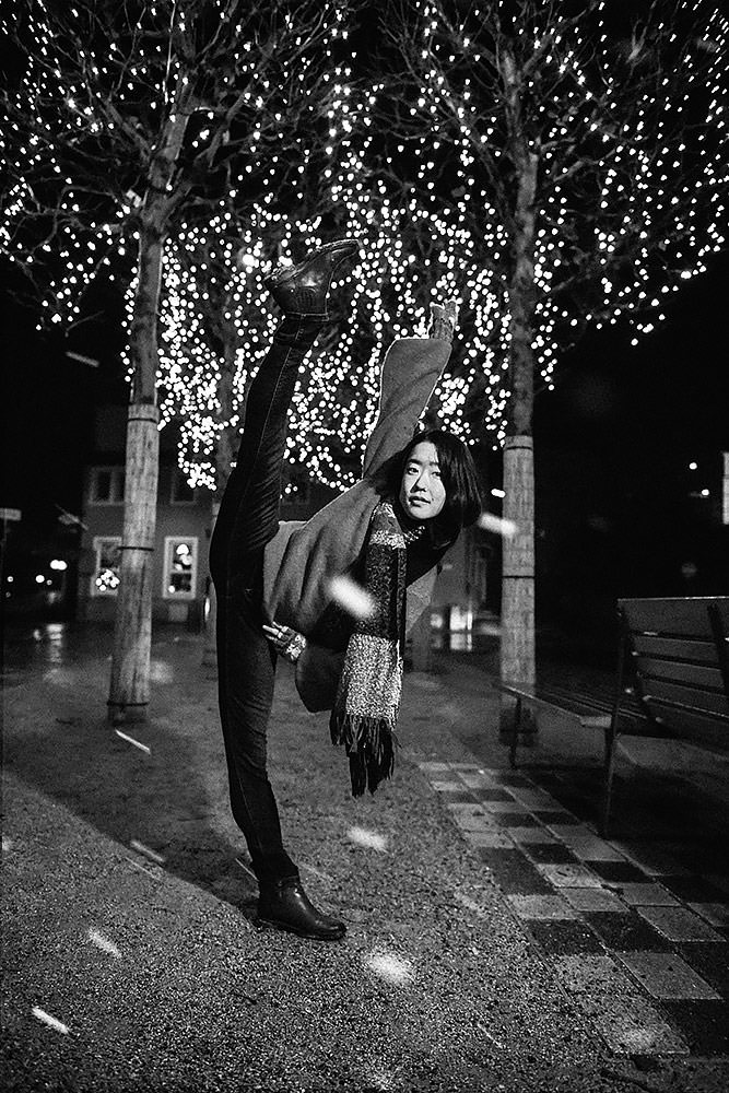 Ballerina - Sportfotograf Max Hörath