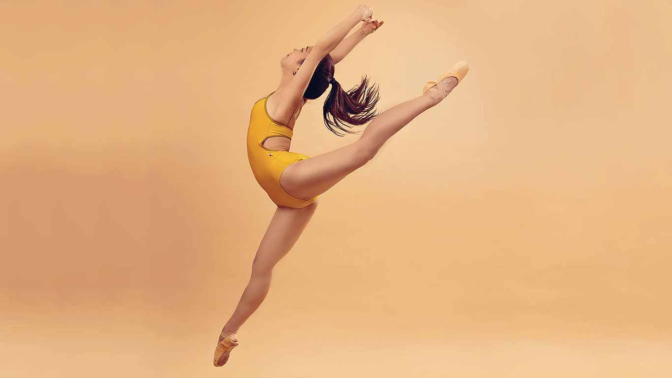 Ballerina Riho – Ballett at its best