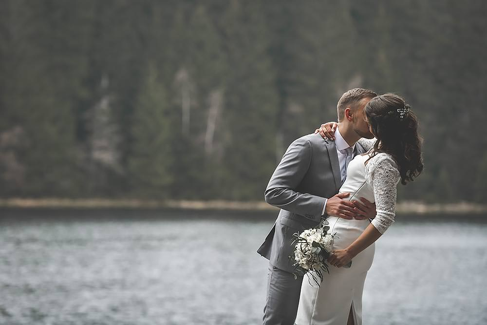 Heiraten am Fichtelsee in Fichtelgebirge Bayren