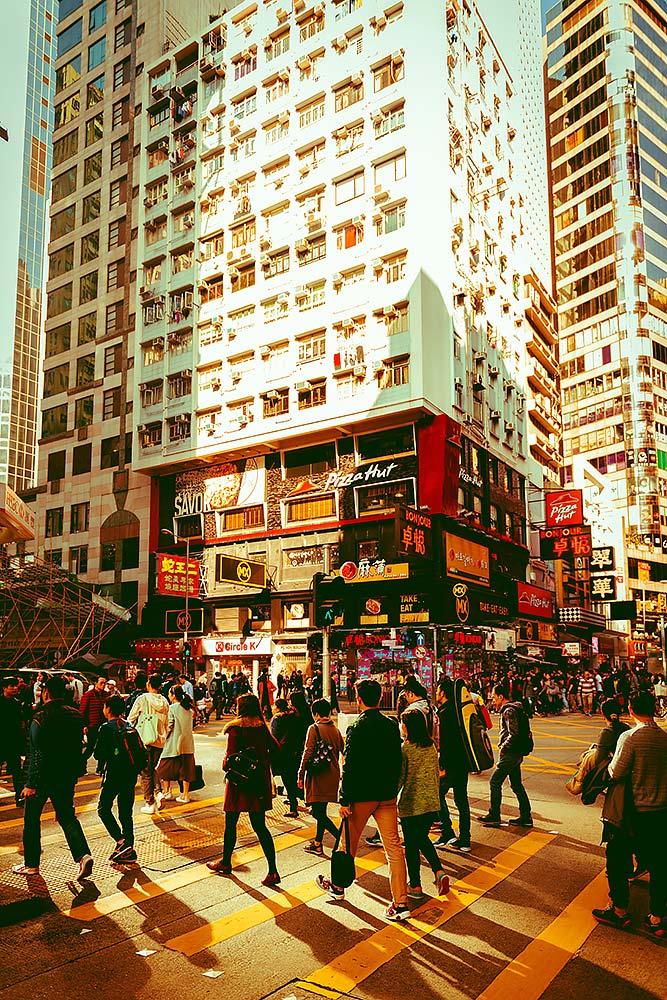 Fotokurs - Workshop in Hongkong