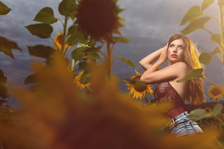 Blitzfotos Fotografie Workshop mit Elena