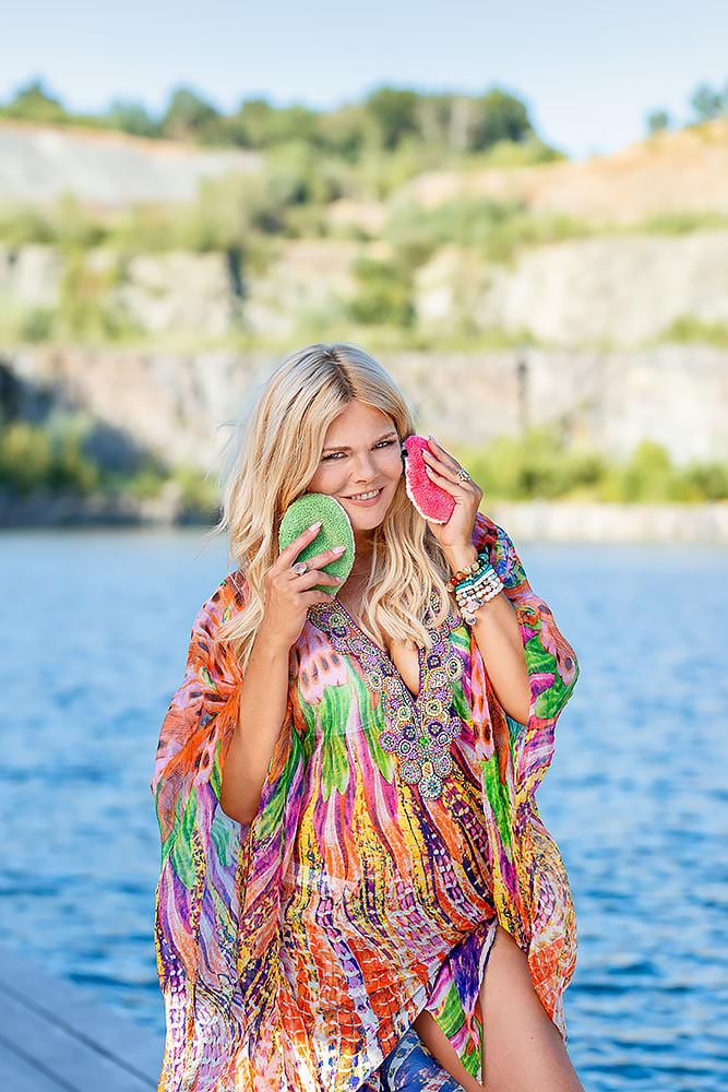 On Location Fotoshooting - Diana Herold - Playmate