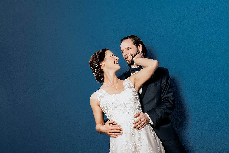 Hochzeitsreportage - Brautpaar