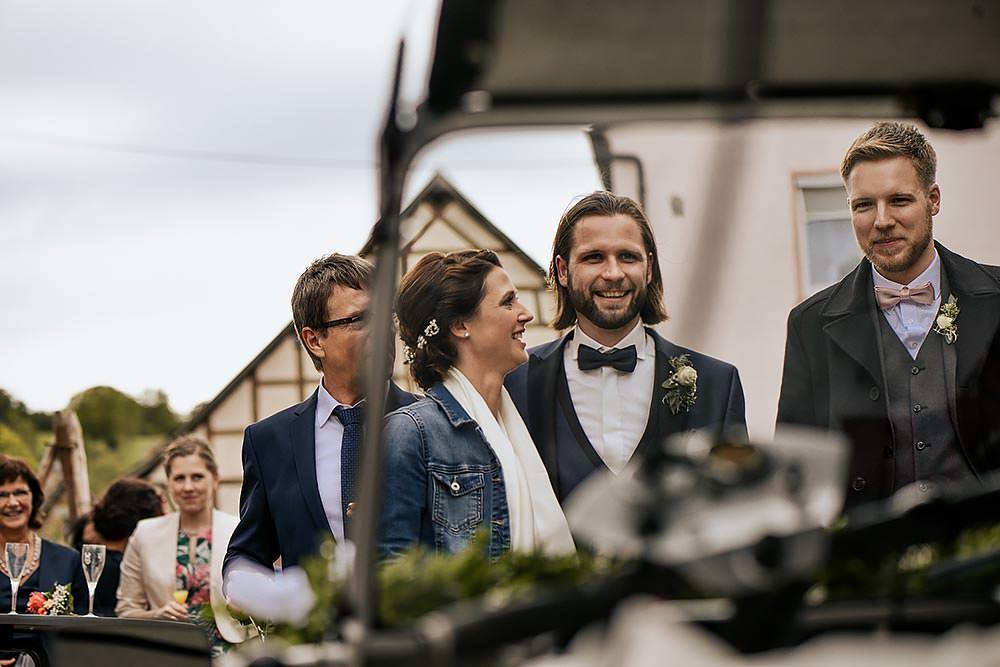 Hochzeitsreportage Standesamt