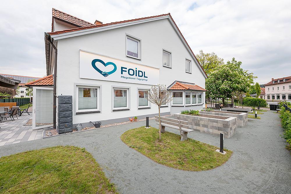 Imagebilder für die Tagespflege Foidl