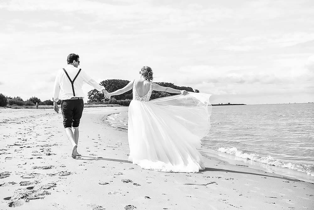 Hochzeit Elbstrand Resort Krautsand