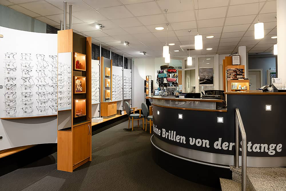 Hoffmann Optic - Optiker Kulmbach