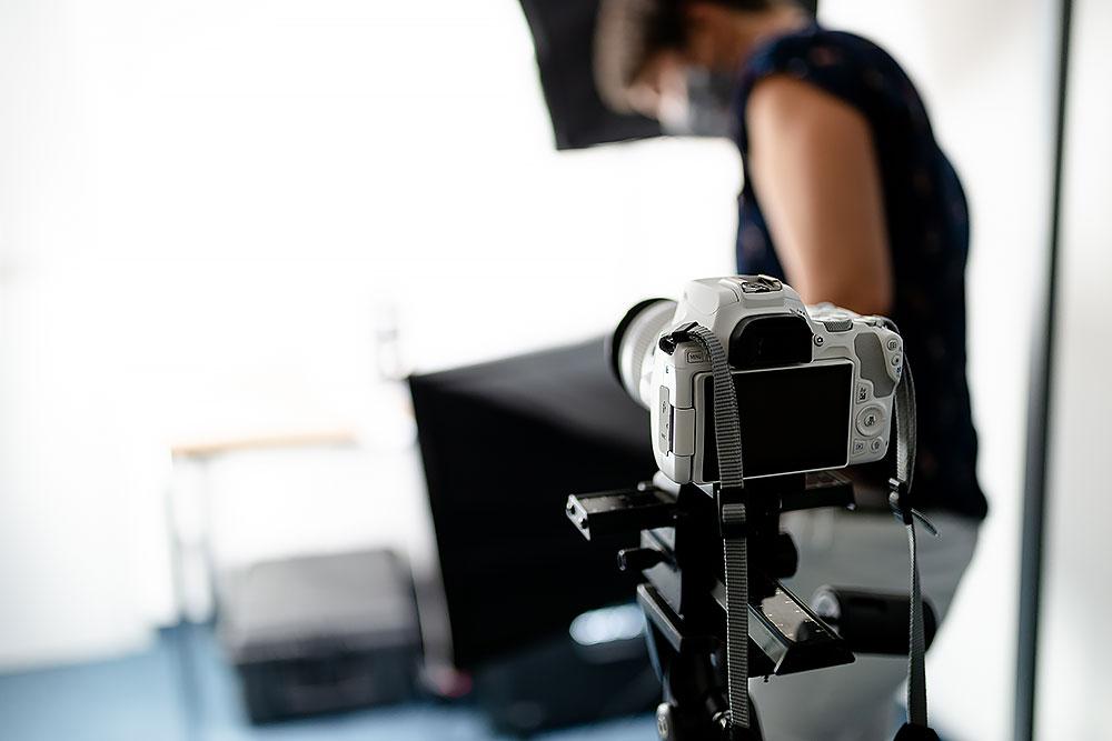 Workshop für Produktfotografie - Max Hörath Design