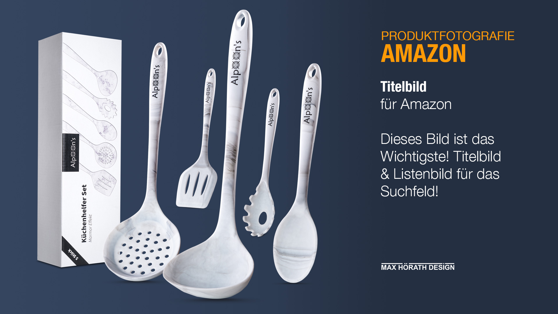 Produktfotografie - Amazon - Max Hörath Design