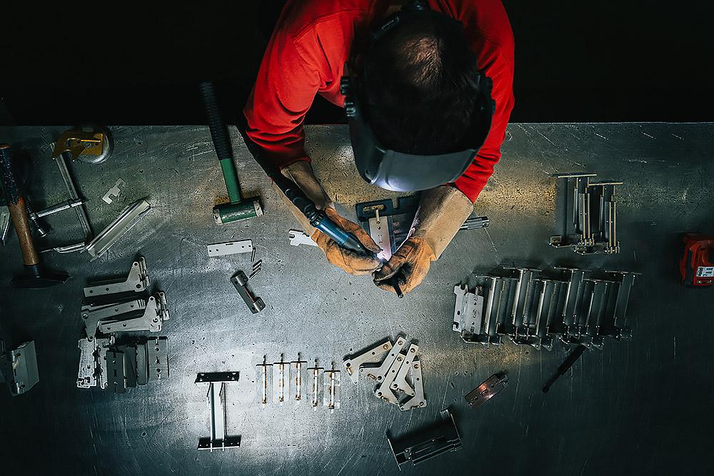 Industriefotografie für Schruthka und Peuckert