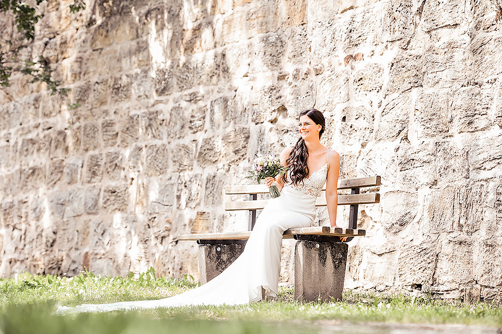 Hochzeitsfotografie in Seßlach bei cobrug