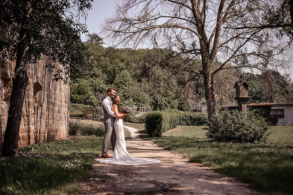 Hochzeitsreportage in Seßlach bei Coburg