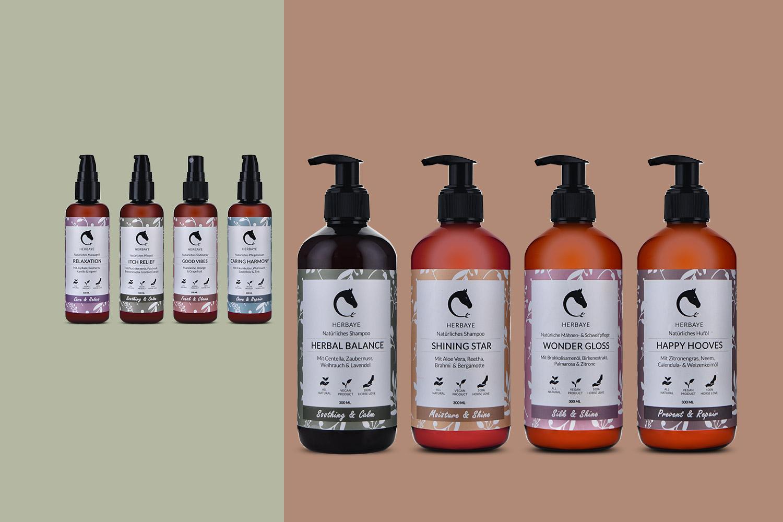 Produktfotografie für Herbaye von Max Hörath Design