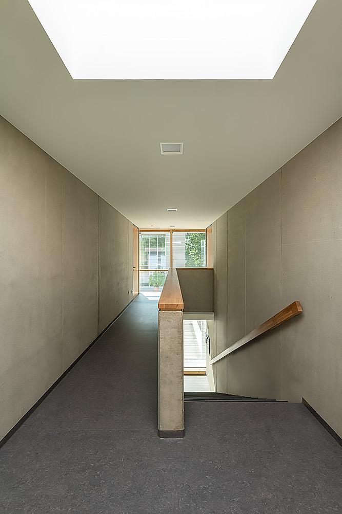 Baubetriebshof Rosenau bei Coburg - Architekturfotografie