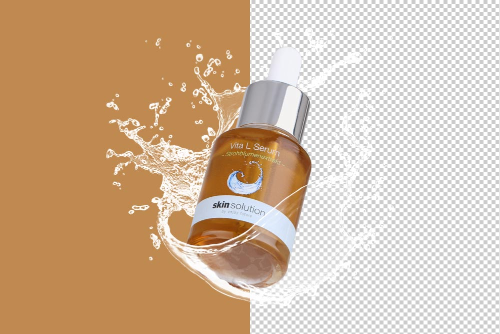 Skin Solution - Bayreuth - Produktfotografie Max Hörath Design