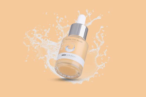 Skin Solution - Produktfotografie Max Hörath Design